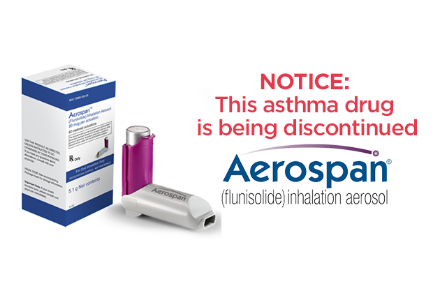 Aerospan Inhaler for Daily Asthma Maintenance Is Being