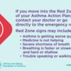 asthma peak week get help right away if you have emergency asthma symptoms: asthma peak week get help right away if you have emergency asthma symptoms
