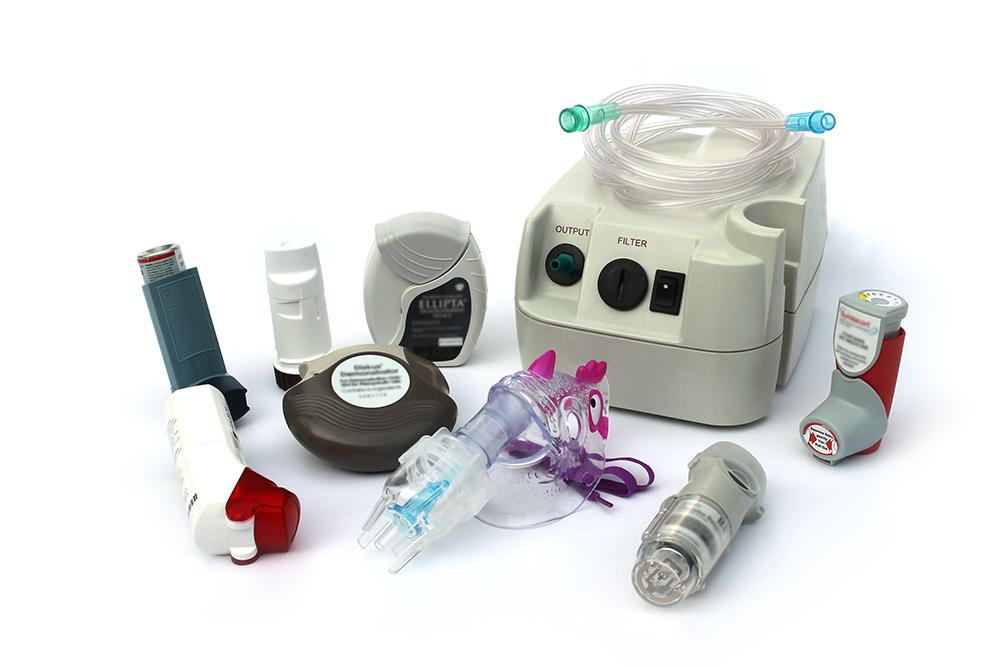 Improper Inhaler Use Can Affect Asthma Control Asthma And