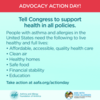 People with asthma and allergies need policies that support healthy and full lives