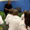 Rashad Jennings Encourages Kids to #TackleAsthma