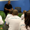Rashad Jennings Encourages Kids to #TackleAsthma