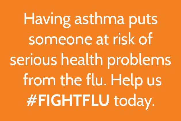 Help Us #FightFlu Today