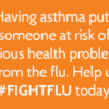 Help Us #FightFlu Today