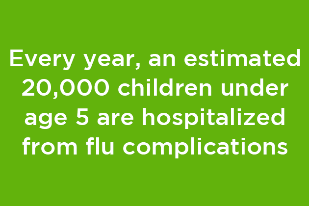 #FightFlu to Protect Children from Complications