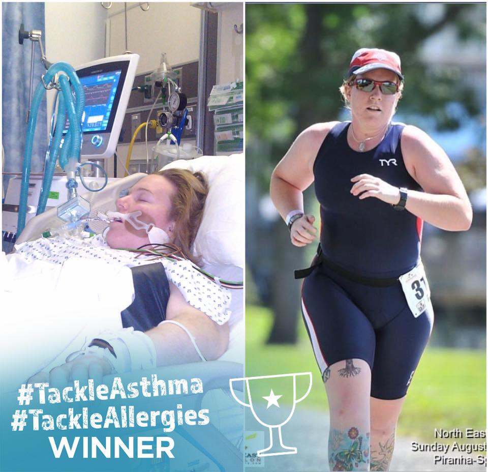 Erin M Can #TackleAsthma - Photo Contest Winner 5/6