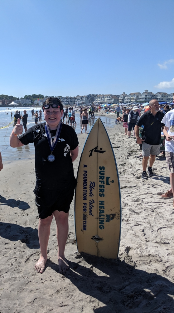 Proud Boy Crushing It At Surfer's Healing