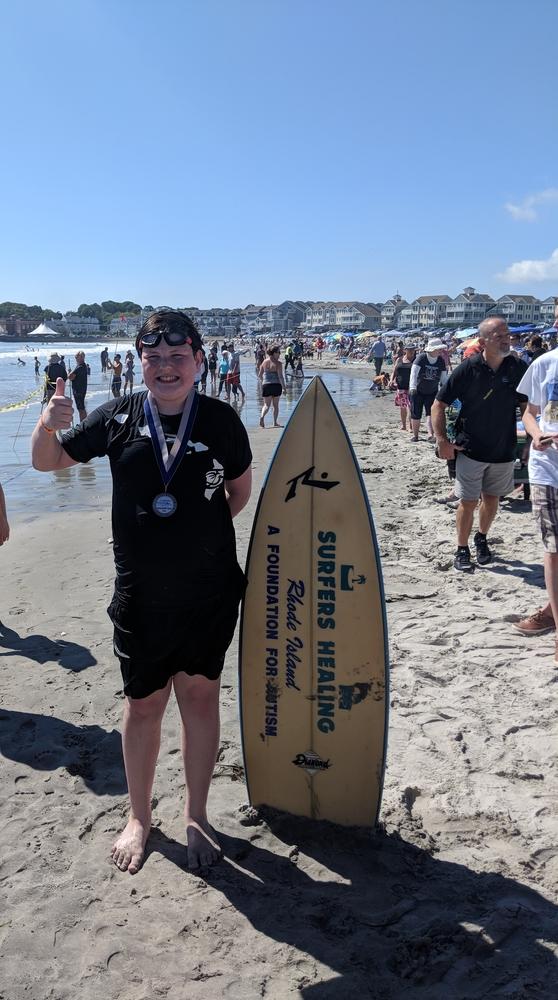 Proud Boy Crushing It At Surfer's Healing