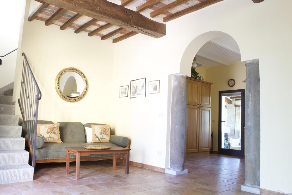 The Fienile Villa Cottage at il PoggioloTuscany