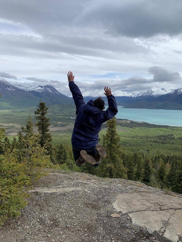 Bear Mountain, Kenai Peninsula, Alaska