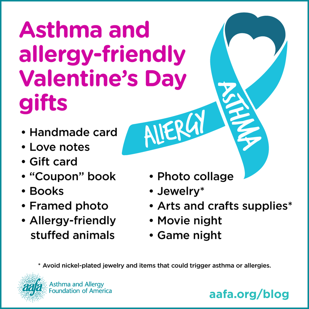 Asthma and Allergy Friendly Valentine's Day Gift Ideas