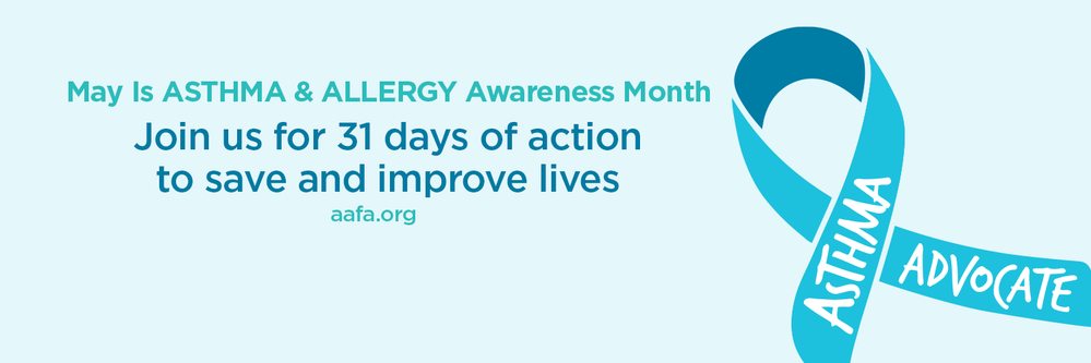 Asthma Allergy Awareness Month Join to Improve Lives