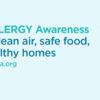 Asthma and Allergy Awareness - Clean Air (Twitter)