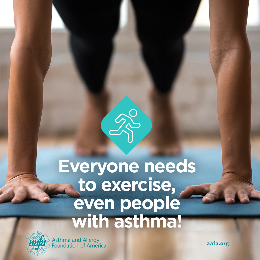 Asthma Education: Asthma and Exercise
