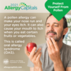 Protect Yourself from Pollen: Oral Allergy Syndrome