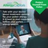 Protect Yourself from Pollen: Start Allergy Treatment Early