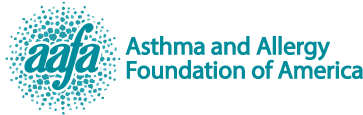 Asthma and Allergy foundation logo